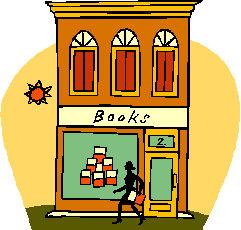 Bookstore-clipart